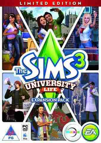 Descargar The Sims 3 University Life [MULTI20][Expansion][FLT] por Torrent